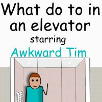 What to do in an elevator