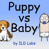 Puppy vs Baby